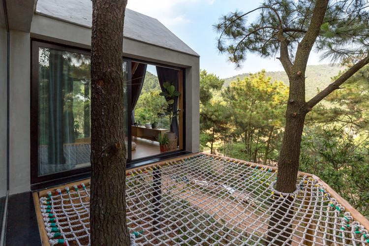Forest House 02 / D12 Design, © Lê Hoàng