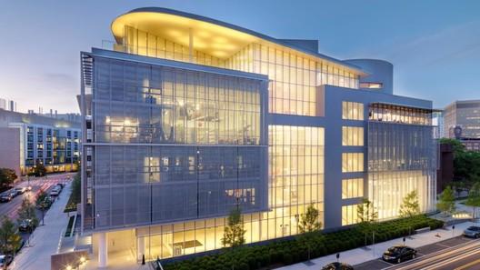 MIT Media Lab. Image Courtesy of Massachusetts Institute of Technology
