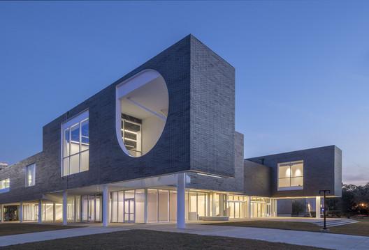 Rice University. Image © Nash Baker