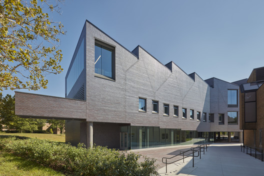 Taubman College. Image © James Haefner