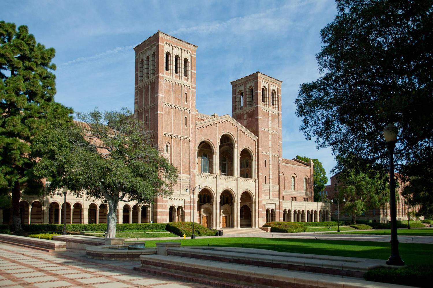 Which Of The 25 Best Ranked Colleges In The U.S. Have Architecture Programs ?,UCLA