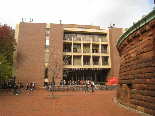 U.Penn School of Design. Image Courtesy of University of Pennsylvania