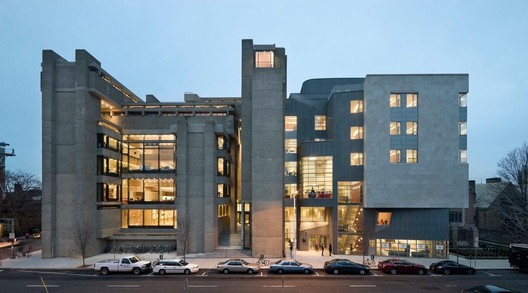 Yale University. Image Courtesy of Yale University