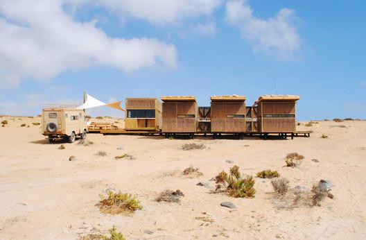 Piedras Bayas BeachCamp / MORAES