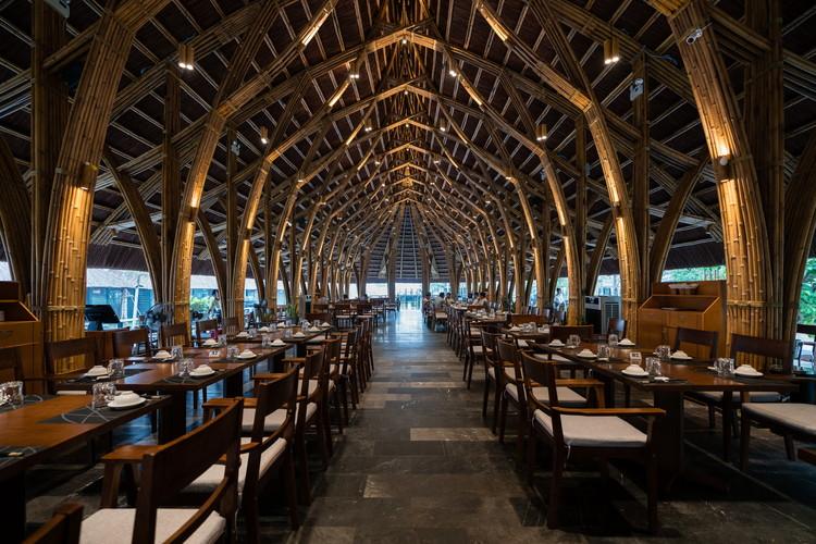 Bamboo Long House Restaurant / BambuBuild, © Quang Tran