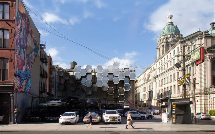 Architecture and Homelessness: What Approaches Have We Seen?, Image Courtesy of Framlab