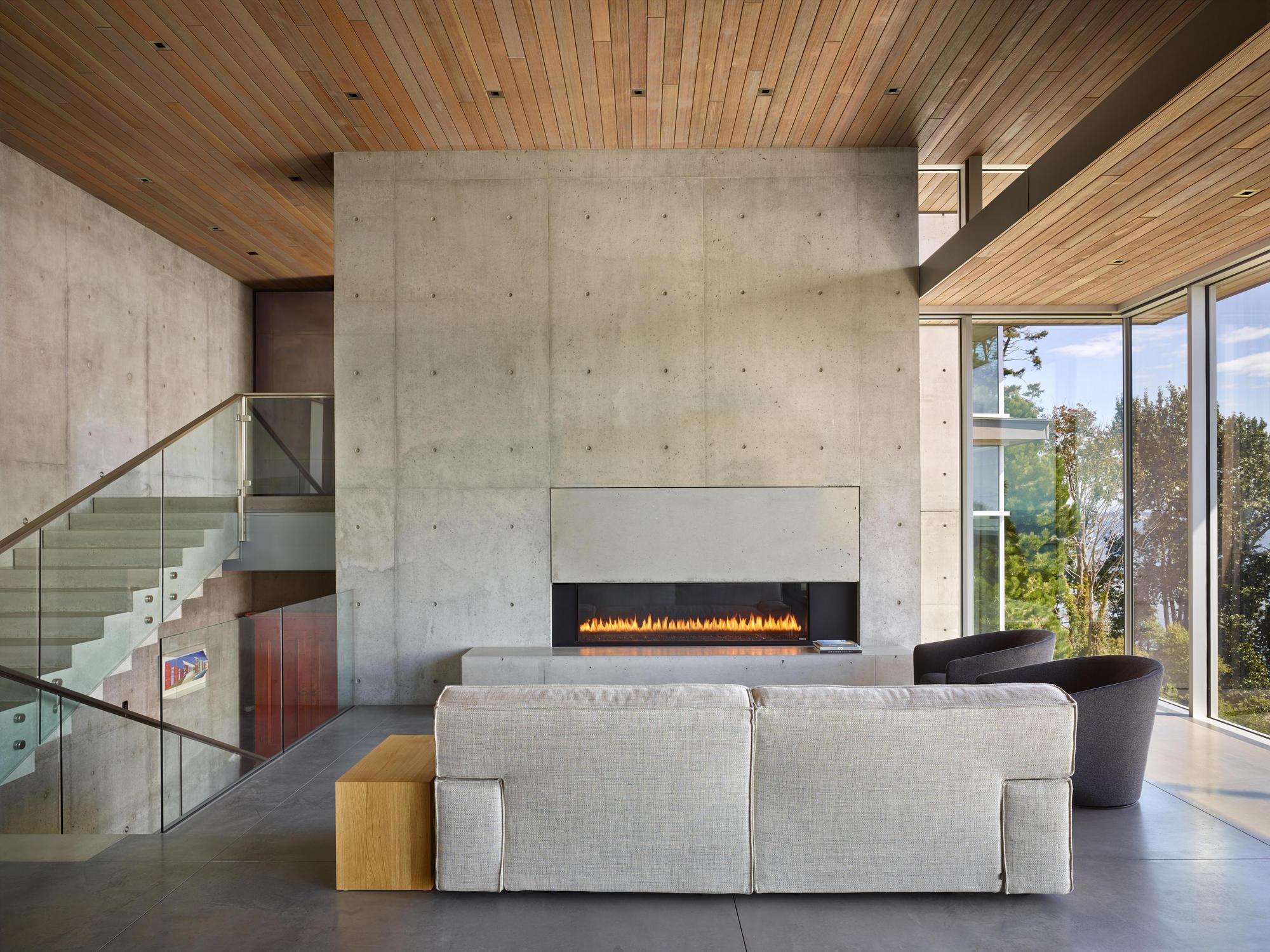 Cliff Dwelling / Olson Kundig