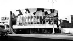Clásicos de Arquitectura: Cine Tauro / Walter Weberhofer