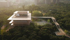 Xiangmi Park Science Library / MLA+