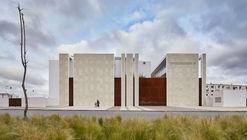 Muro del conocimiento / Tarik Zoubdi Architect + Mounir Benchekroun Architect