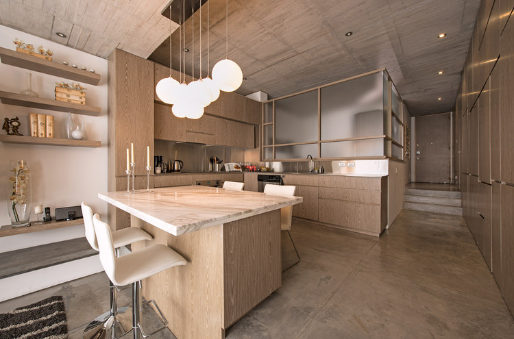 Rubiano Flat / FMAS (Fidel Mendoza) + AR-AR (Martínez Arquitectura), © Mauricio Mendoza