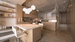 Rubiano Flat / FMAS + Martinez Arquitectura