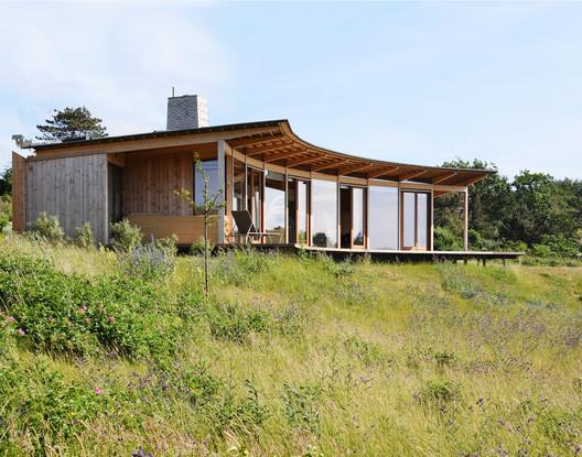 Vacation House Havblik / Mette Lange Architects