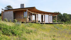 Vacation House Havblik / Mette Lange Architects