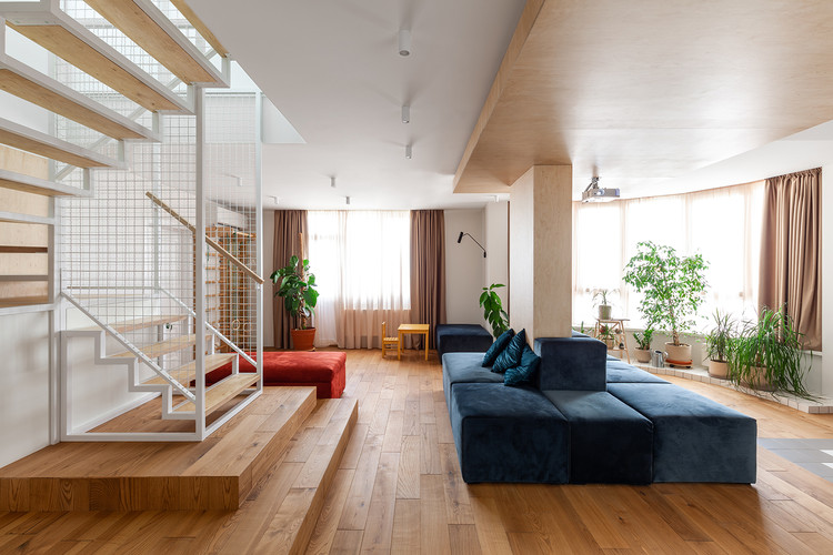 L. Apartment / Maly Krasota Design, © Alexey Yanchenkov