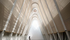 Chao Hotel Beijing  / gmp Architects