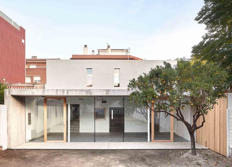 Reforma Centro Asociación Baix Camp / NAM Arquitectura, © José Hevia