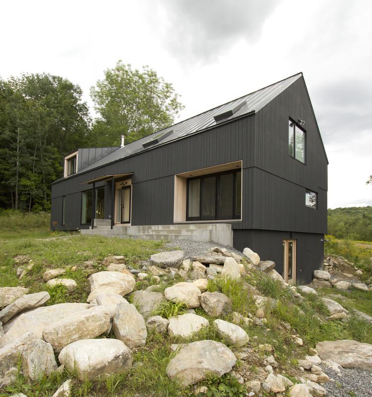Winhall Barnhouse / Alchemy Architects, © Geoffrey Warner