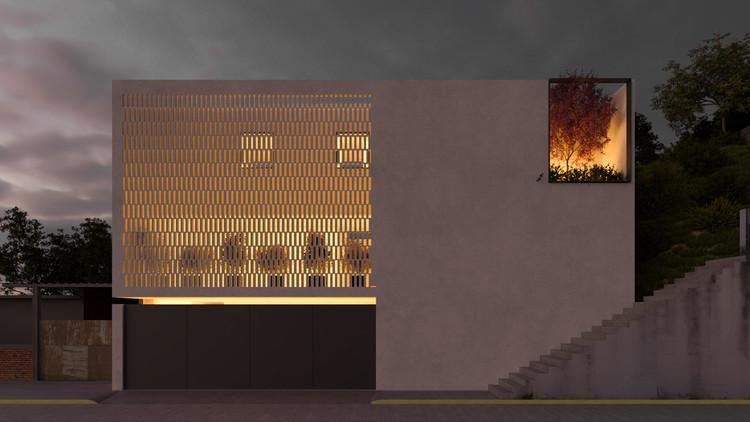 Resultados del Sexto Taller de Diseño Arquitectónico 'Vivienda Unifamiliar' por Cota Paredes Arquitectos, © Edgar Estrada