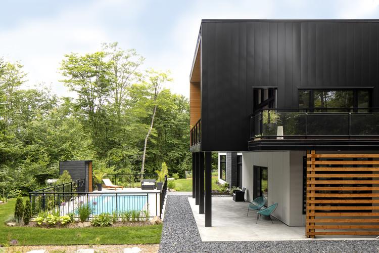 Résidence in Stoneham / PARKA – Architecture & Design, © Jessy Bernier Photographer