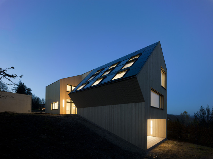 Sunlight House. Image © Adam Mork