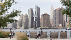 Reflexiones sobre los cambios en la ciudad de Nueva York: arquitectos y escultores