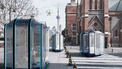 Florian Marquet Proposes Modular Living Spaces with Full Autonomous Mobility