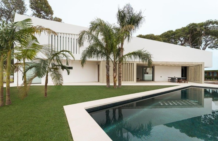 Soriano House / Beyt Architects + BAC Estudio de Arquitectura, © Adrián Mora Maroto