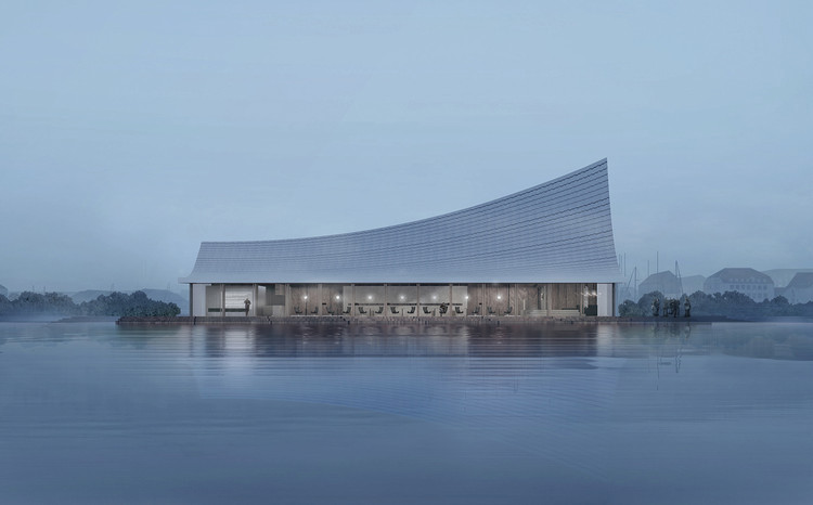 "MUDA-Architects Wins ""The Most Beautiful Bookstore in Chengdu"" Competition , Courtesy of MUDA-Architects"