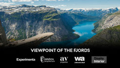 Concurso de Ideas: Viewpoint of the Fjords (VOF) Norway