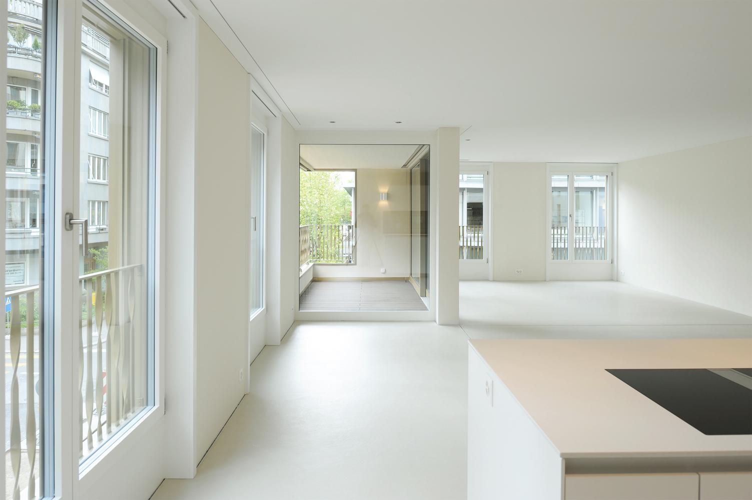 Gallery of Apartment Building Tödistrasse Zürich / ADP Architektur ...