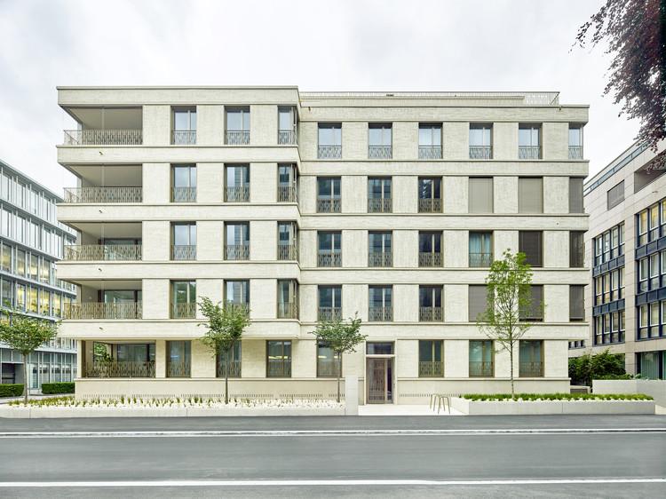 Apartment Building Tödistrasse Zürich / ADP Architektur Design Planung AG, © Jürg Zimmermann