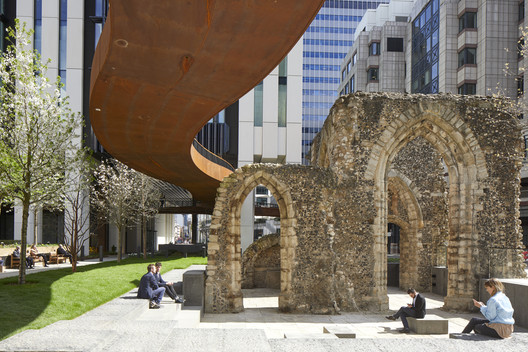 London Wall Place / Make Architects