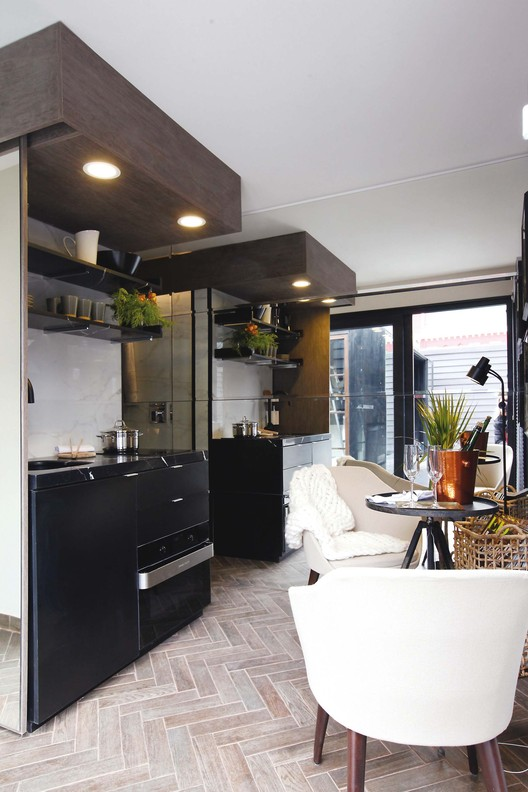 15square Metres House Ideas: Could You Live In 15 Square Meters Of Space? SUMATORIA's