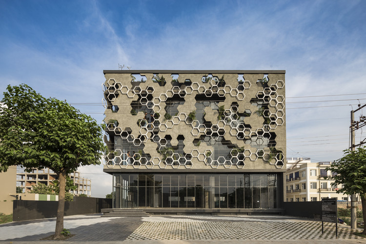 Hexalace / Studio Ardete, © Purnesh Dev Nikhanj