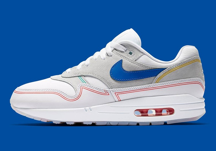 b54c5d57566 Nike Unveils Air Max Edition Inspired by the Centre Pompidou | ArchDaily