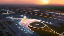 Se someterá a referéndum el futuro del Nuevo Aeropuerto Internacional de la Ciudad de México por Foster + Partners y FR-EE