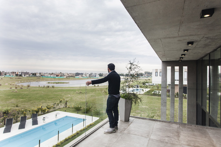 Casa BENJA / Estudio ABS, © Alejandro Peral