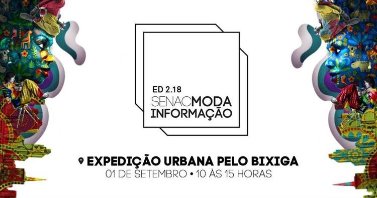 Senac apresenta atrações interativas durante o Design Weekend 2018, Divulgação