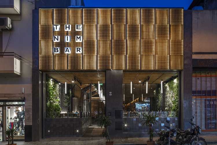 The Nim Bar / Hitzig Militello arquitectos, © Federico Kulekdjian