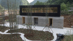 The Louna Architects Bookshop / The Scarcity and Creativity Studio