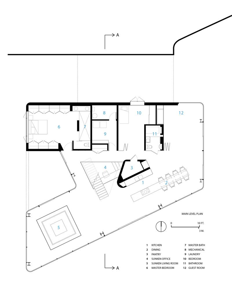 Split level homes 50 floor plan examples