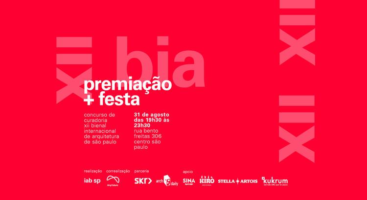 Premiação e Festa do Concurso da XII Bienal