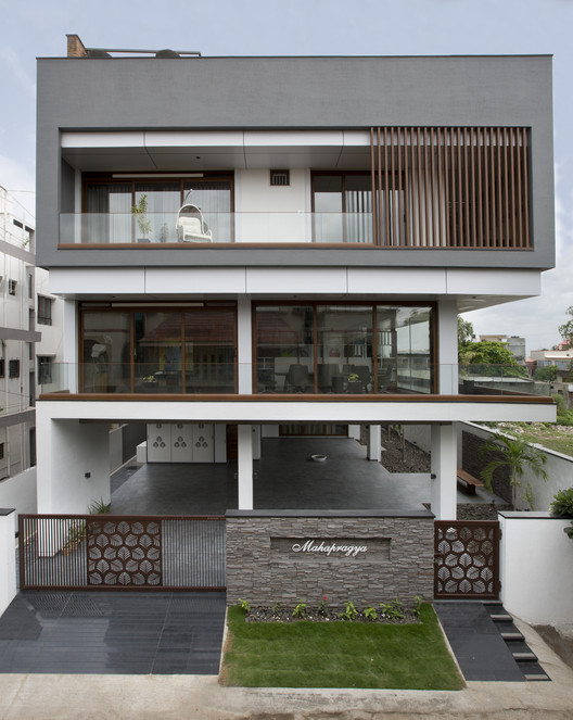 Mahapragya / Mahapragya Architects, © Mr.Subhash G. Patil.