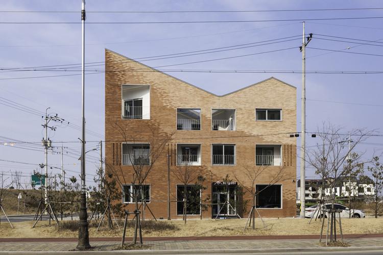 Kimhae Roastery House / JYA-RCHITECTS, © Chin Hyosook