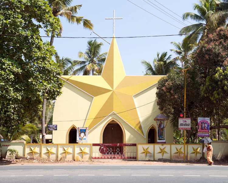 This Week in Architecture: Our Faith in Design, from McDonalds' Golden Arches to Churches in Kerala, © Stephanie Zoch