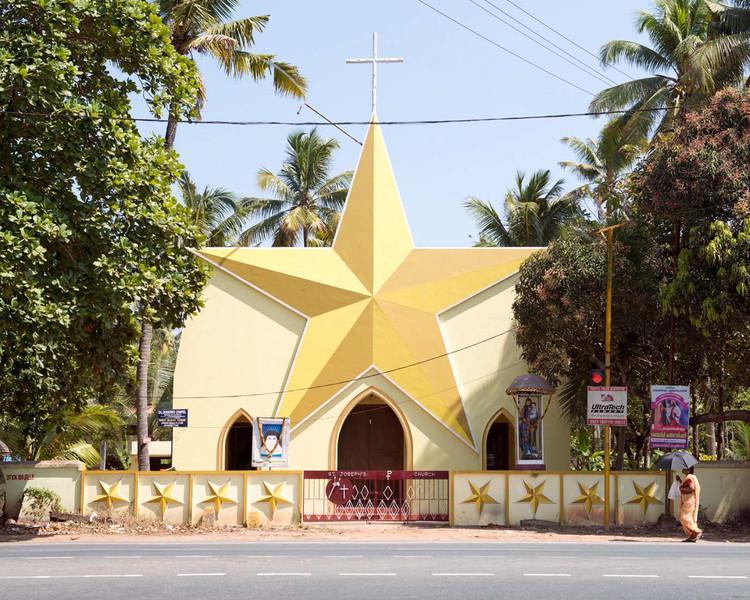 Nossa fé no projeto: dos arcos dourados do McDonalds às igrejas em Kerala, © Stephanie Zoch