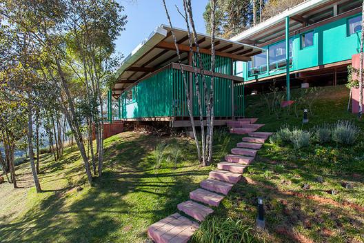 House in Gonçalves / André Vainer Arquitetos. Image © Tuca Reinés