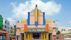 The Dazzling Modernist Cinemas of Southern India, Captured by Stefanie Zoche
