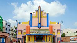 Stefanie Zoche registra el deslumbrante mundo de los cines en el sur de India